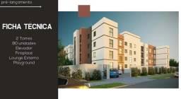 Super Lançamento de apartamentos de 1 e de 2 dormitórios na em Pinhais-PR