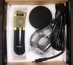 Microfone Condensador Andowl Bm-800