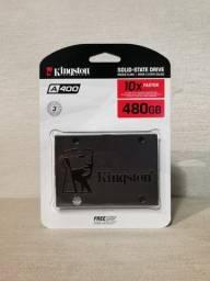 SSD Kingston 240GB - Lacrado + NF (10x sem juros)