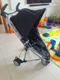Título do anúncio: Carrinho de bebê quinny zapp xtra 2 + bebê conforto maxi cosi semi novos