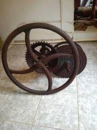 Máquina de debulhar milho