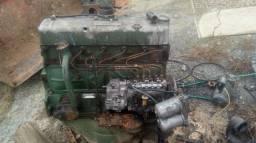Motor mercedes em pecas