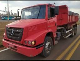 Título do anúncio: Mercedes Benz atron 2324