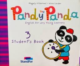 Título do anúncio: Kit livros pandy the panda