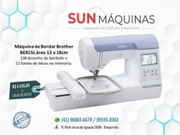 Máquina de Bordado Brother BE815 - área 13x18