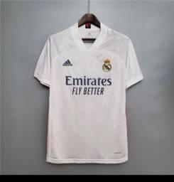 Camisa Real Madrid Tam G