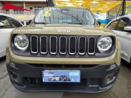 Jeep Renegade Sport 1.8 Automático 2016/Flex