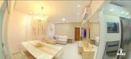 Apartamento 3 quartos- 100% Mobiliado e Decorado