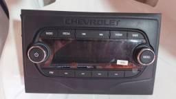 Título do anúncio: Auto Rádio Gm novo! Onix,cobalt,prisma!