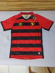 Camisa Sport Recife Home 21-22