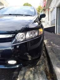 Civic Lxs - 07 - aut - gas. 98.000km novo! C3 2011 - 1.4 flex completo - Fit Corolla