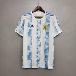 Camisa Argentina 2020/2021