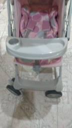 Carrinho de bebê Galzerano super conservado