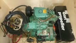 Motor volvo penta para veleiro BARBADA - 1991
