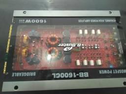 Modulo bbuster 1600 acrilico semi novo