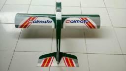 Aeromodelo Asa Baixa Calmato Cod.251 - Sem eletrônica