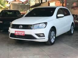 VW Novo Gol 2019 Completão, Rodas, Multimidia, Novo - 2018