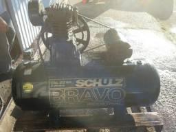 Compressor de ar Schulz Bravo 20 pés