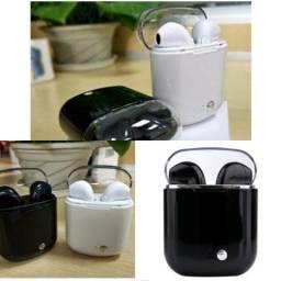 I7s tws inteligente fone de ouvido bluetooth sem fio com caixa de carregador
