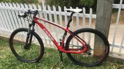 Vendo bicicleta oggi de carbono