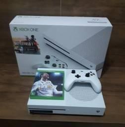 Xbox One S 4K Novo
