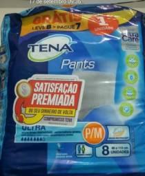Fraldas Geriátricas 09 pacotes