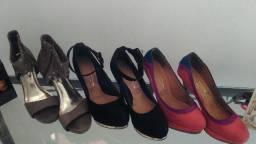 Lindos sapatos não perca essa oportunidade