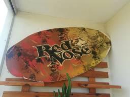 Prancha skinboard red nose