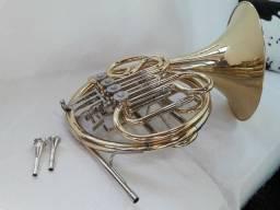 Trompa Yamaha 567 Laqueada Seminova