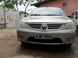 Vendo Renault Logan completo ano 2008 - 2008