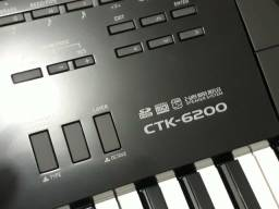 Vendo teclado casio ctk-6200