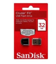 Pen drive Cruzer Fit 32gb Sandisk