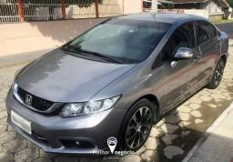 Honda Civic Sedan LXR 2.0 Flex Aut. Cinza - 2016