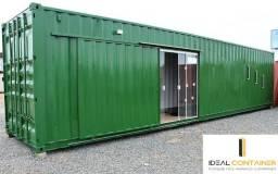 Casa Container Dry 40 Pés