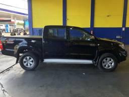 Hilux 2011 SRV 4x4 Diesel Automática (92)99606-8798 - 2011