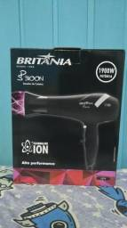 Secador de cabelos britânia 3100n 110v novo
