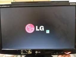 Tela LG de computador