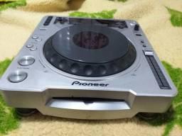 Peças cdj Pioneer 800mk 2 Pioneer tudo ok só placa do lado da de áudio não FUNCIONA