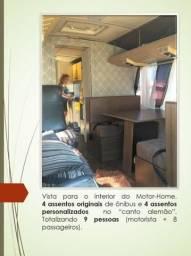 Ônibus-casa