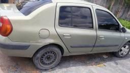 Clio sedan - 2005