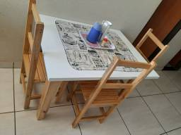 Mesa +4 cadeiras retira no los angeles