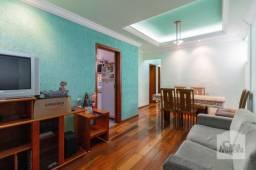 Apartamento à venda com 3 dormitórios em Havaí, Belo horizonte cod:245758
