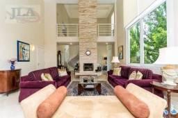 Casa com 4 suítes à venda, 507m² por R$ 3.042.000 - Jardim Schaffer - Curitiba/PR