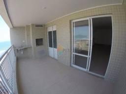 Apartamento com 3 dormitórios para alugar, 123 m² por R$ 3.400,00/mês - Aviação - Praia Gr