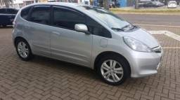HONDA FIT EX 1.5 16V AT Prata 2012/2013
