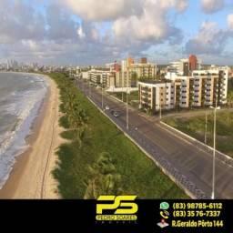 (OFERTA) Apt. c/ 2 qts sendo 01 ste, 70 m² por R$ 350.000 - Intermares - Cabedelo/PB
