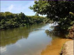 Sitio no Rio Manso