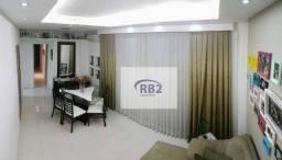 Apartamento com 3 dormitórios à venda, 120 m² por R$ 695.000 - Icaraí - Niterói/RJ