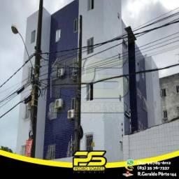 Apartamento com 2 dormitórios à venda, 38 m² por R$ 105.000,00 - Jardim Cidade Universitár