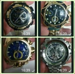 Relógios de luxo (vários modelos)